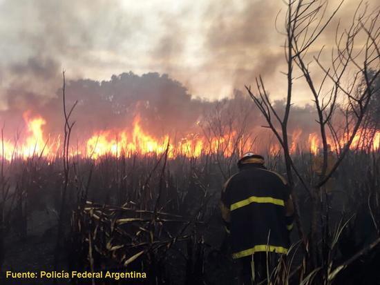 Incendio/Fire