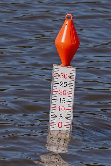 Vara medidora/Water measuring pole