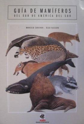 Guía mamíferos Canevari