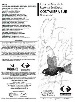 checklist 2006