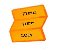 field list 14