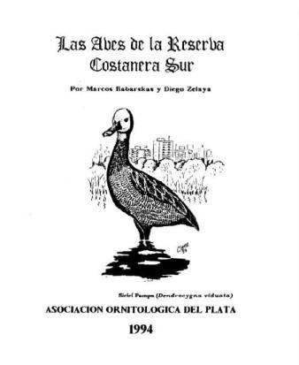 Aves Costanera Sur