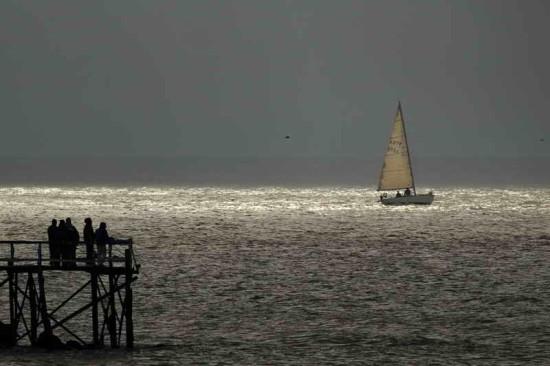 Velero/Sailing ship