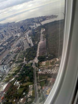 Vista aéra/Aerial view