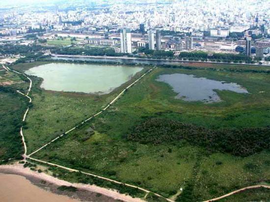 Vista aérea/Aerial view