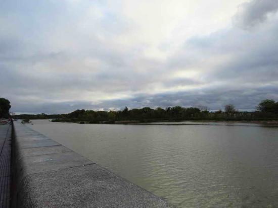 Laguna de Coipos/Coypu Pond
